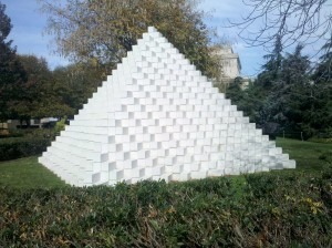 Pyramid Sculpture