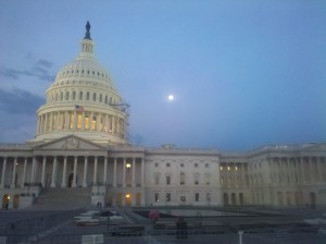 Moon Over DC