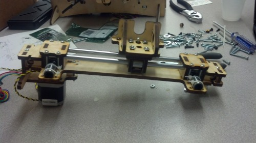 printrbot bridge assembled