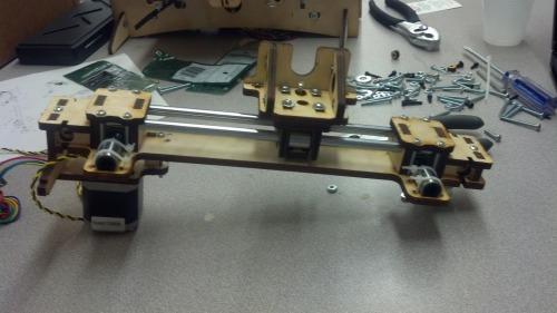 printrbot bridge assembled