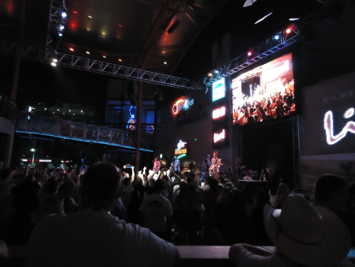 Concert @ KC Live, Power & Light District